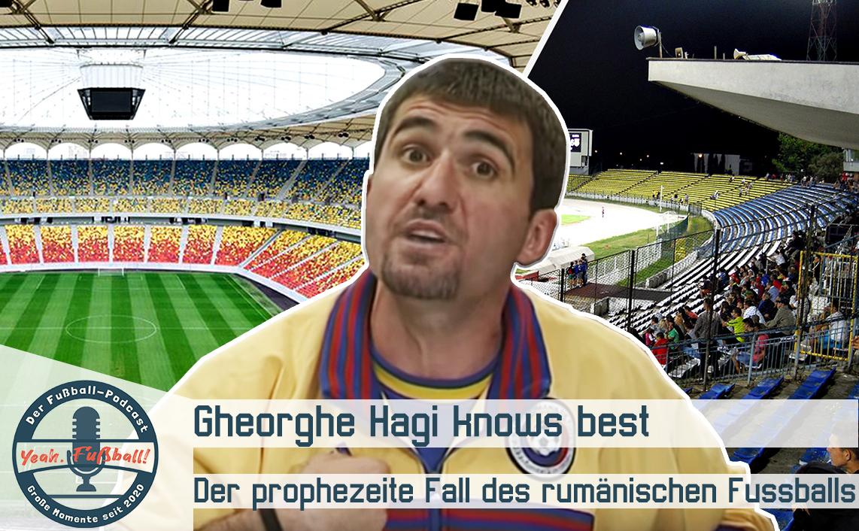 Niedergang Fußball Rumänien